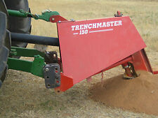 TRENCHMASTER TRACTOR DRIVEN TRENCHER