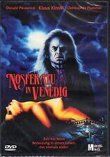 Vampire in Venice , 100% uncut , region code free , new and sealed ,Klaus Kinski