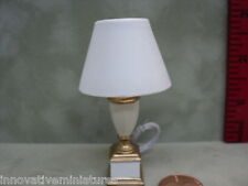 DOLLHOUSE  Lamp/Traditional/Ivory/Brooke Tucker/Electric