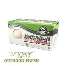 Maple Hill Dryer Balls set of 2 Outdoor Fresh Scent Wool Dryer Balls