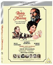 * ROBIN AND MARIAN ( 1976 CONNERY & HEPBURN ) HMV PREMIUM COLLECTION NEE SEALED
