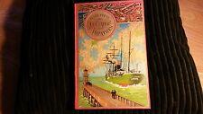 JULES VERNE - HETZEL- LE CHATEAU DES CARPATHES- EDITION ORIGINALE 1892.