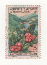 Flowers French & Colonies Stamps