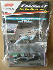 "Panini F1 collection ""MERCEDES W08 EQ POWER+2017. Lewis Hamilton 1:43.New&Sealed"