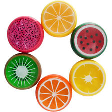 5PCS Creative Fruit Crystal Clay Jelly Slime Funny Mud Educational Toy