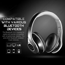 Mpow 059 Bluetooth Headphones Over Ear - Wireless & Wired Stereo Headset - Gray