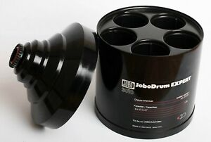 Jobo 3010 Expert Drum for up to 10 Sheets of 4X5 with Foot Pump