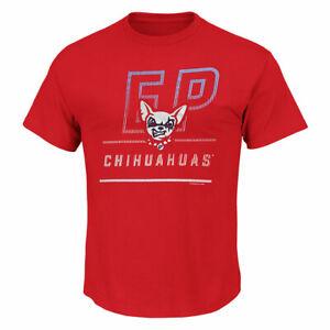 El Paso Chihuahuas - San Diego Padres MLB Affiliate MiLB T shirt