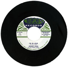"""JOHNNY SPAIN And THE FAMOUS FLAMES  """"I'M IN LOVE""""  50's R&B CLASSIC  LISTEN!"""
