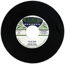 """Johnny España y el famoso llamas """"estoy en el amor"""" años 50 R&B clásico! escucha!"""