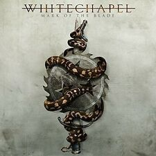 WHITECHAPEL - MARK OF THE BLADE  2 CD NEU