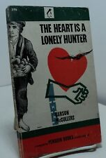 The Heart Is a Lonely Hunter by Carson McCullers - Penguin 596 - 1946