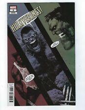 Hulkverines # 3 Zaffino Variant Cover NM Marvel