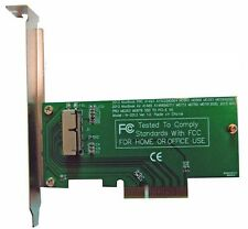 2013-2014 MacBook Air A1465 A1466 Pro A1502 A1398 MD712 SSD to PCI-e 4X adapter