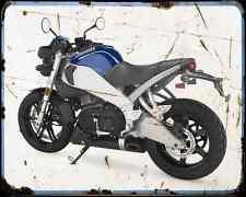 Buell Xb9Sx 05 4 A4 Photo Print Motorbike Vintage Aged