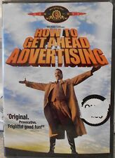 How to Get Ahead in Advertising (DVD 2003) RARE 1989 COMEDY BRAND NEW MGM