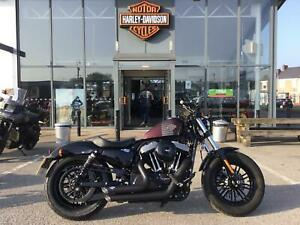 2018 Harley-Davidson SPORTSTER XL1200X FORTY-EIGHT XL1200X Solid Colour (18MY) C
