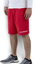 PowerNet Men's Performance Sport Fitness Athletic Training Shorts Loose Fit