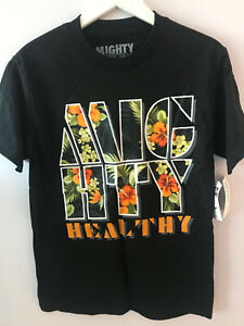 MIghty Healthy - Fantasy Island - Small, New with tags, skate, streetwear