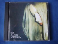 Afterglow - Dot Allison (CD, Album, 2003)