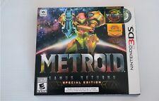 Metroid: Samus Returns Special Edition (Nintendo 3DS, 2017) BRAND NEW