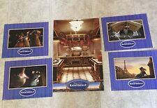4 Disney Store Presale Lithographs RATATOUILLE '07 Great Shape.