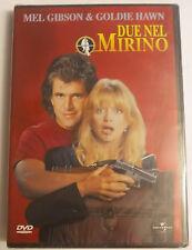 DUE NEL MIRINO (MEL GIBSON) DVD SIGILLATO