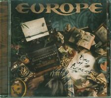 Europe - Bag Of Bones Cd Perfetto