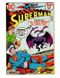 SUPERMAN #267  (FN-) 1973