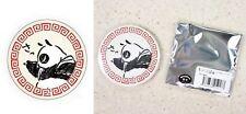 "Ranma ½ Can Badge 01 GraffArt Genma Saotome Panda 2.5"" A3 Rumiko Takahashi New"