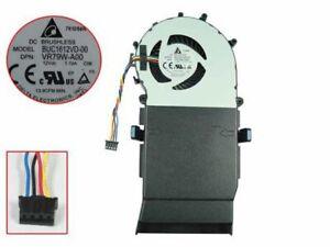 Dell Cooling Fan 09CTFR 0VR79W 06PFFY 7060 7050 OptiPlex Micro PC Heatsink