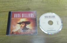 Hank Williams - 25 Tracks.Legendary Country Singers.Time Life Music Music CD