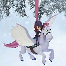 SOFIA THE FIRST & MINIMUS Christmas Tree Ornament Holiday Disney SKETCHBOOK