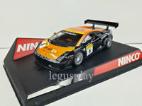 Slot car Scalextric Ninco 50447 Lamborghini Gallardo Flatex  #6