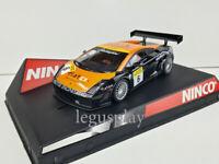 Slot car Scalextric Ninco 50447 Lamborghini Gallardo Flatex  #6