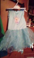 Disney frozen pretty elsa girls dress size 110/116 new was £11.99