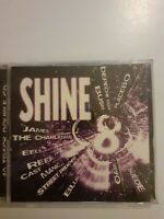 Shine 8 Various CD 40 Track Double Music CD