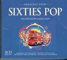 (FD464C) Greatest Ever! Sixties Anthems, 60 tracks various artists - 3CDs - 2013
