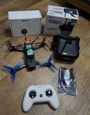 Racing Drone ZMR 250 Kakute F4 V2 Frsky AKK Ultimate  VTX GPS LED FPV Quadcopter