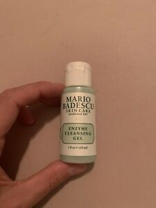 Mario Badescu Enzyme Cleansing Gel Facial Cleanser Face Wash 29ml Brand New