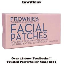 FROWNIES FACIAL PATCHES - WRINKLES ON FOREHEAD & BETWEEN EYES FAST POST!