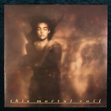 This Mortal Coil It'll End In Tears 4AD UK Press 1983 CAD 411 Record LP EX Rare