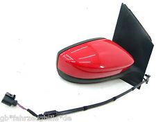 VW UP! AA Außenspiegel Spiegel 1S1857502 AM Rechts Rot LY3D Bj.2012 17495
