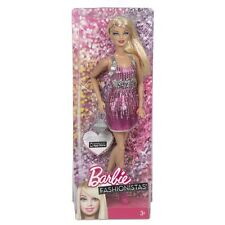 Barbie Fashionista Barbie (pink) (y7487) (japan Import) - Pink Y7487 Doll Japan