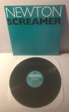 "90s breakbeat Newton: Screamer 12"" Vinyl (NEWT 2003)"