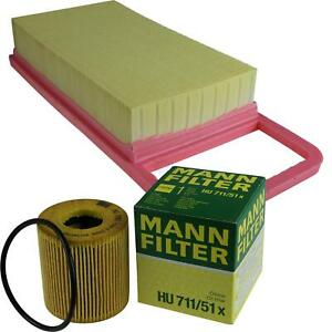 Mann-filter Set Peugeot 407 6D_1.8 16V 2.0 Bioflex Sw 6E_Citroën C5 Break