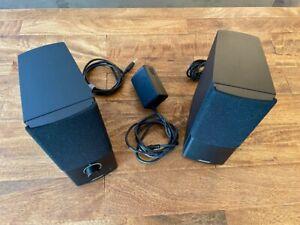 Bose Companion 2 Series III Computer / Multimedia Speakers