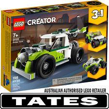 LEGO 31103 Rocket Truck CREATOR from Tates Toyworld