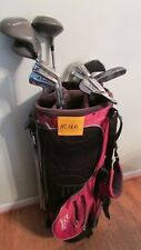 (160) MRH Trevino irons 3-PW NXT woods 1-3-5 putter bag $80.00 free Shipping