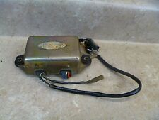 Honda 250 CR ELSINORE CR250 Used Ignition CDI Box 1981 Vintage HB139
